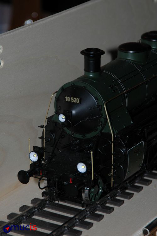 Baureihe S3/6 in Spur 1