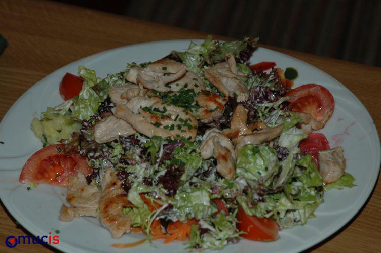 Dirndl-Salat