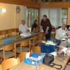 Labor und Teststrecke