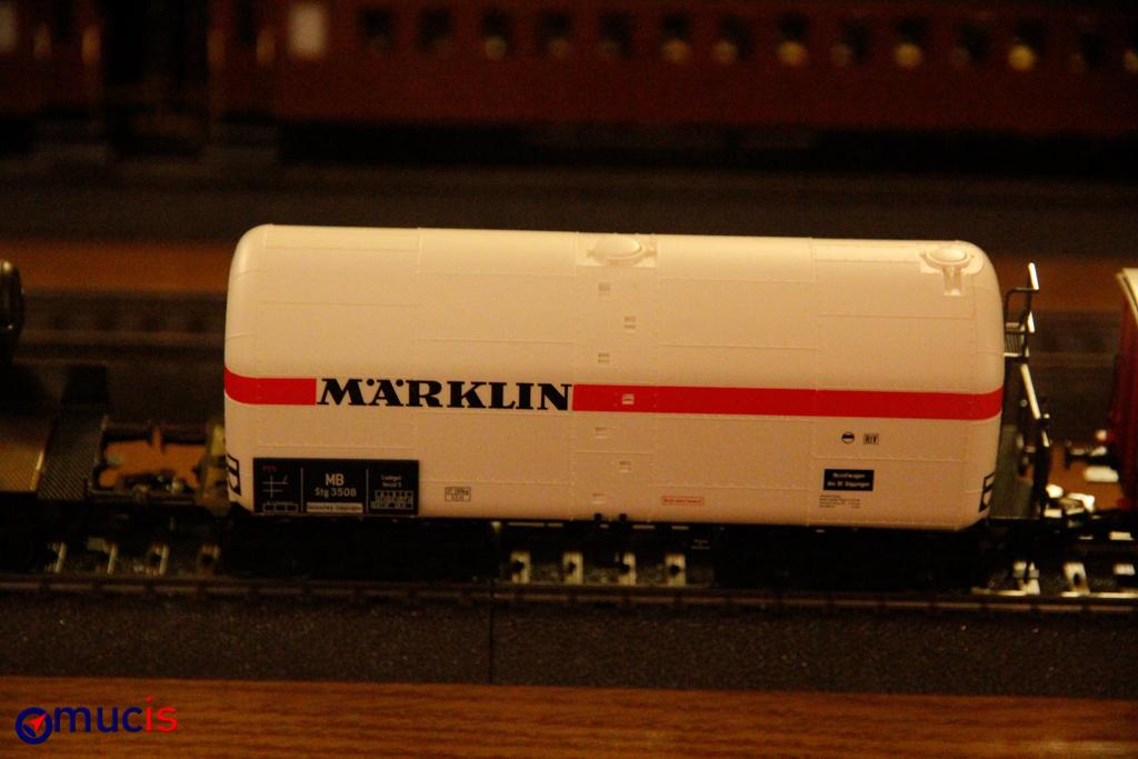 Märklin-Tanker