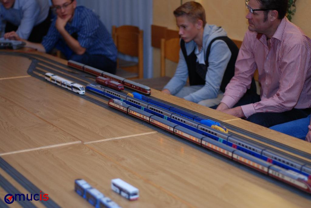 Lange Züge