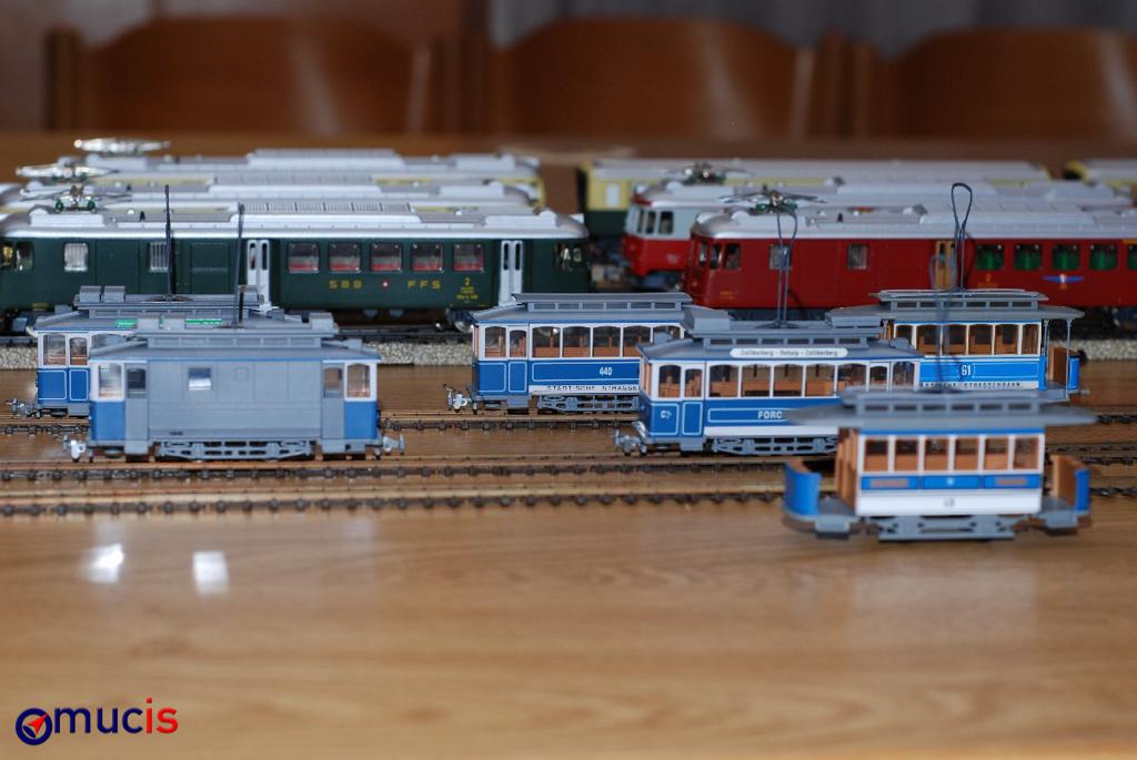 Tram-Getümmel