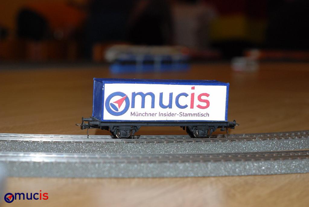 MUCIS on rails