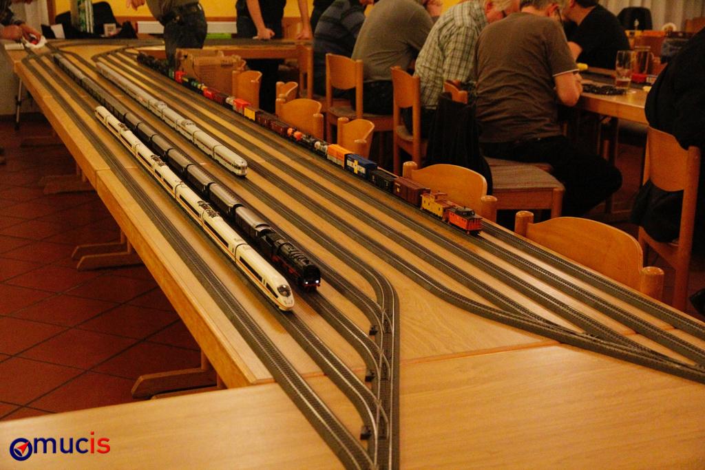 Langer Bahnhof