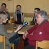Obelix wird vom BR interviewt