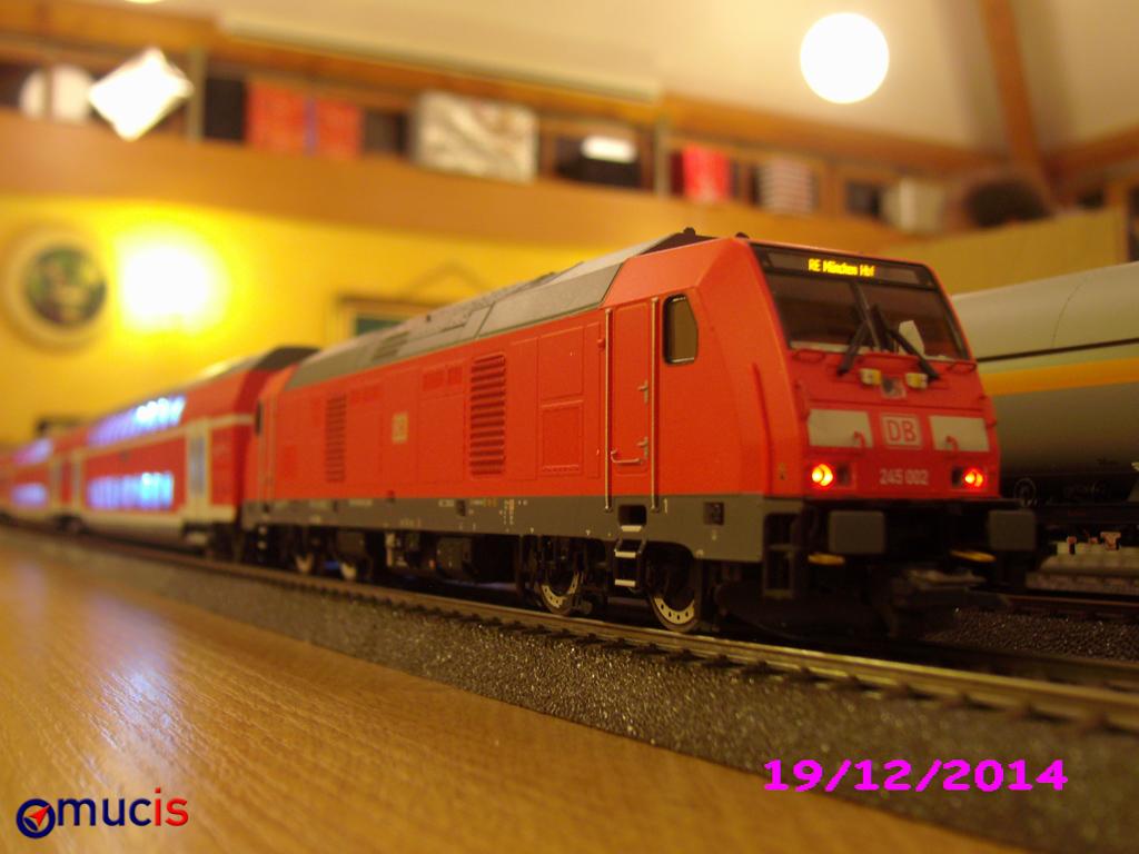 BR 245 nach München