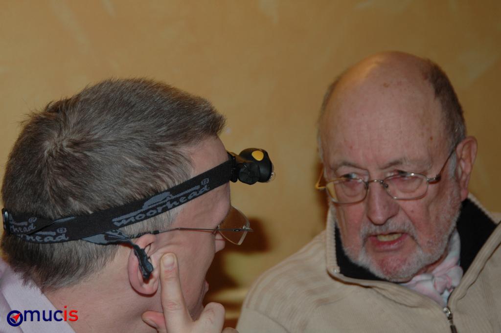 Augenarzt und Modellbahner