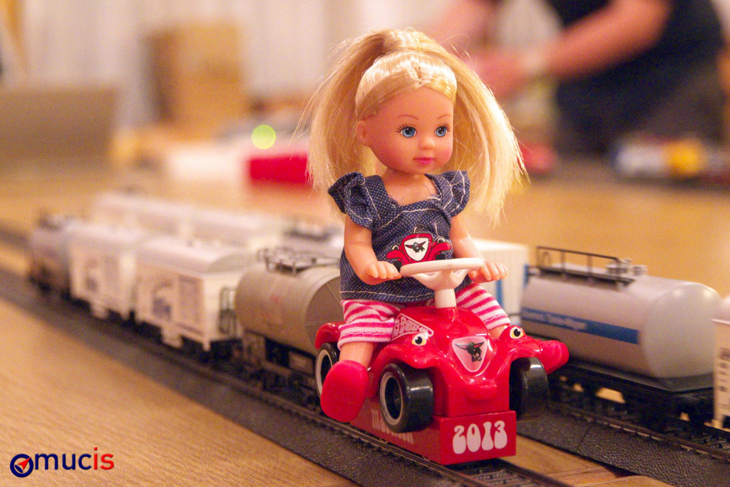Barbie-Express