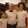 Wenn der Opa mit den Enkeln...