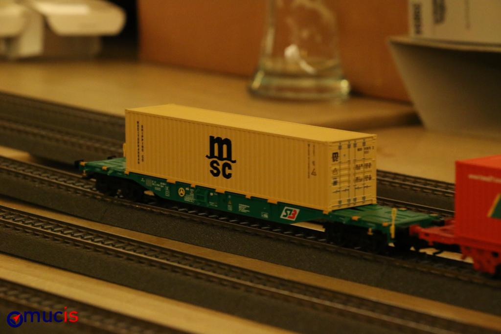 Beiger Container